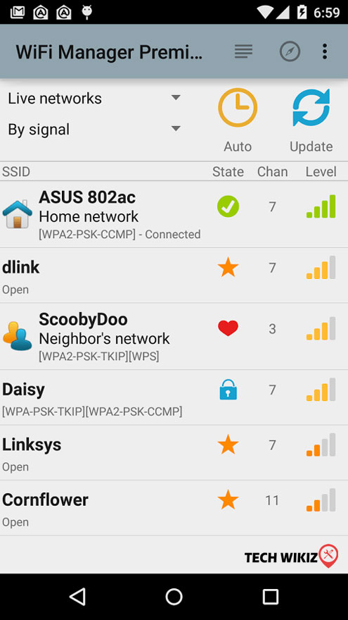 Top 5 Android Wi-Fi Booster Free Apps , Free WiFi Booster